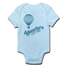 Adventure is out there 2 Body Suit