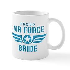 Proud Air Force Bride W Mug