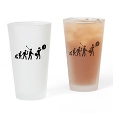 Businessman Drinking Glass