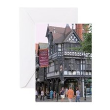 Chester Tudor Building Note Cards (Pk of 10)