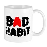 BAD HABIT Small Mug