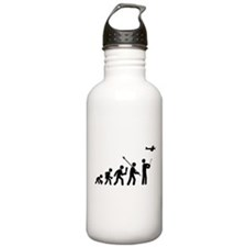 RC Airplane Water Bottle