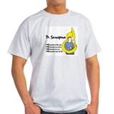 SOUSAPHONE Ash Grey T-Shirt