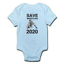 Save Wrestling 2020 Body Suit