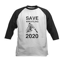 Save Wrestling 2020 Baseball Jersey