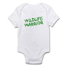 """Wildlife Warrior"" Onesie"
