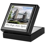 Tower Bridge Keepsake Box