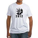 Hanub Ku 2012 Fitted T-Shirt