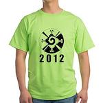 Hanub Ku 2012 Green T-Shirt