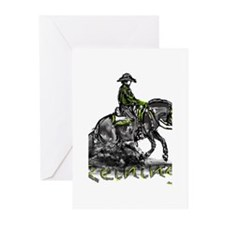 Reining Greeting Cards (Pk of 10)