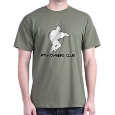 PTW Owners Club - Airsoft T-Shirt