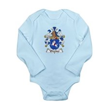 Werder Long Sleeve Infant Bodysuit