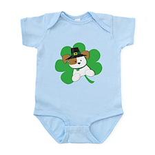 Irish Puppy Infant Bodysuit