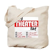 Cute Thespians Tote Bag