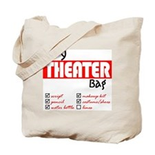 Cute Drama Tote Bag