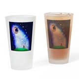 Cute Spirituality Drinking Glass