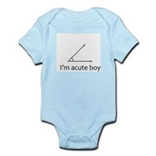 Im Acute Boy Body Suit