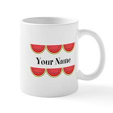 Watermelons Personalized Mug