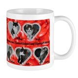 Love of Ripley's Kittens Small Mugs Full Wrap Version