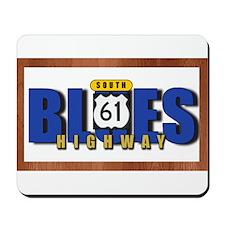 Blues Highway 61 Mousepad