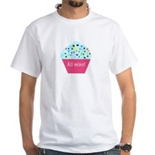 'All Mine!' cupcake T-Shirt