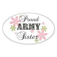 Army Sister [fl camo] Decal