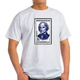 Joseph Louis Lagrange Grey T-Shirt