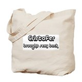 Sexy: Cristofer Tote Bag