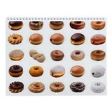 Donut of the Month Calendar