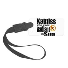Katniss Sun copy.png Luggage Tag