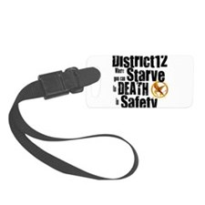 district 12 copy.png Luggage Tag