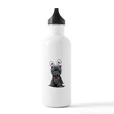 Easter Affenpinscher Water Bottle