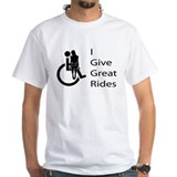 i-give-great-rides2 T-Shirt