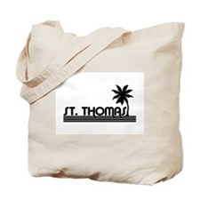 Cute St john usvi Tote Bag