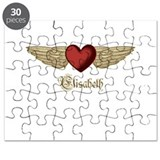Elisabeth the Angel Puzzle