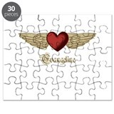 Evangeline the Angel Puzzle