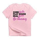 Cute Racing sayings Infant T-Shirt