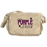 Cute Pancreatic cancer Messenger Bag