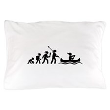 Canoeing Pillow Case