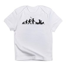 Canoeing Infant T-Shirt