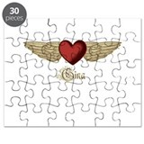 Gina the Angel Puzzle
