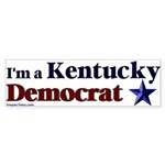 Kentucky Democrat Bumper Sticker