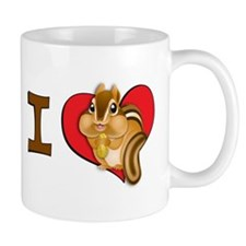 Cute Chipmunk lover Mug