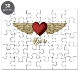 Hallie the Angel Puzzle