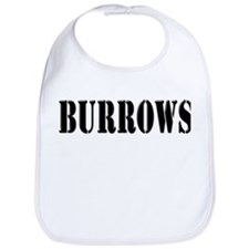 Burrows - Prison Break Bib