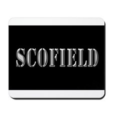 Scofield - Prison Break Mousepad