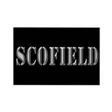 Scofield - Prison Break Rectangle Magnet