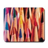 Color Pencils Mousepad