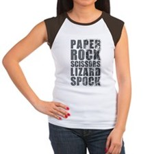 paper rock scissors lizard spock T-Shirt