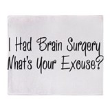 I had brain surgery whats your excuse Stadium Bla